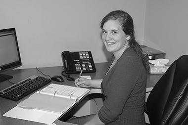 Hannah DeWitt : Office Administrator (x227)